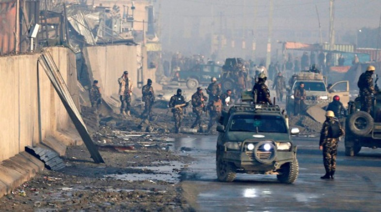 Afganistan'da Taliban saldırısı: 4 ölü