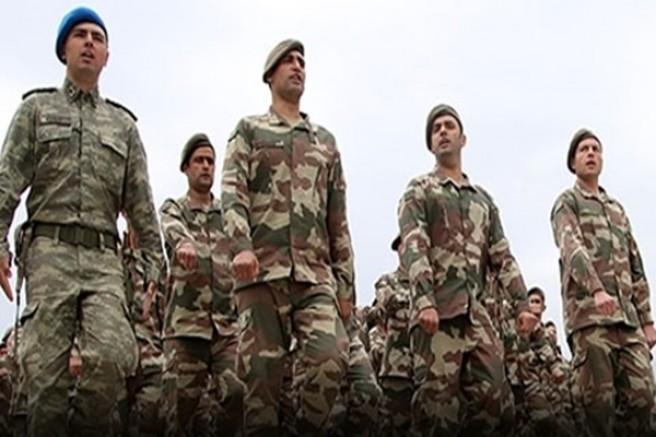 Askere gidecekler yeni sisteme tabi olacak