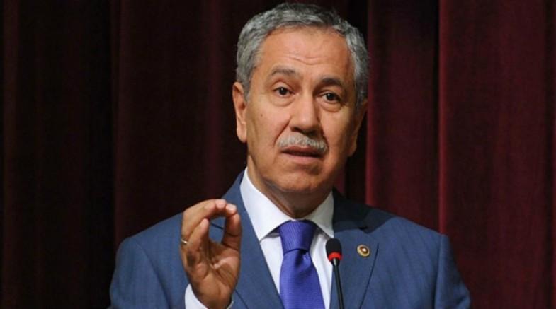 Bülent Arınç'tan yeni parti açıklaması: 'Yaptıkları yanlış'