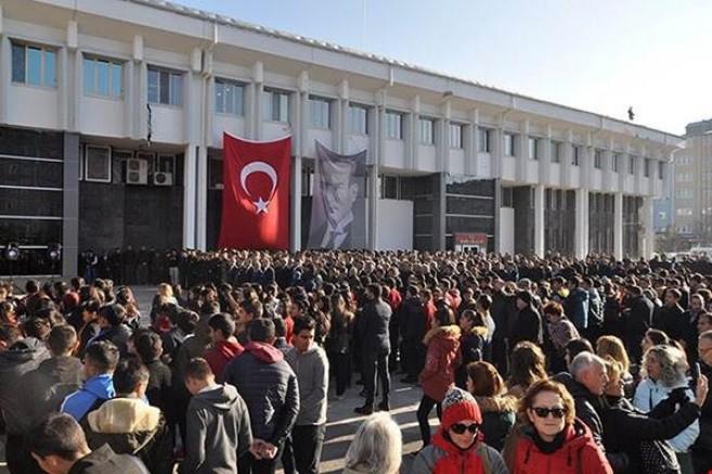 Büyük Önder Gazi Mustafa Kemal Atatürk Kars'ta anıldı