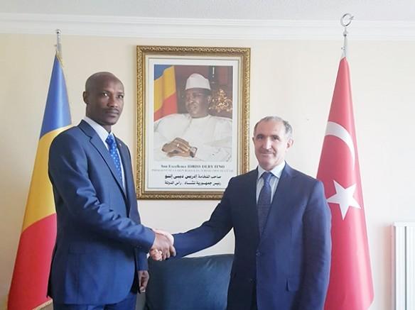 Çad Cumhuriyetinden 76 öğrenci gelecek