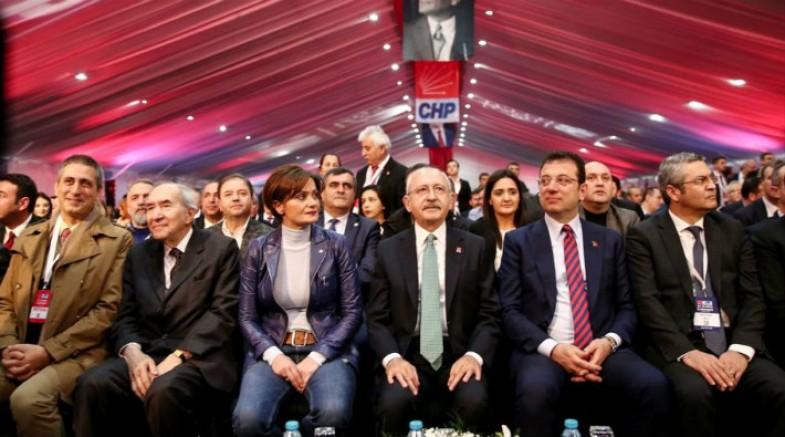 Canan Kaftancıoğlu yeniden CHP İstanbul İl Başkanı seçildi