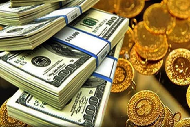 Dolar ve gram altın yeniden yükselişe geçti