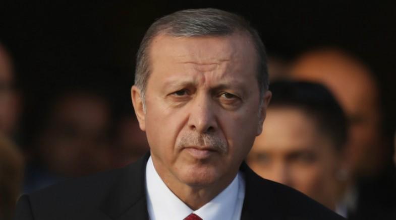 Erdoğan: ABD askerleri çekilmeye başladı