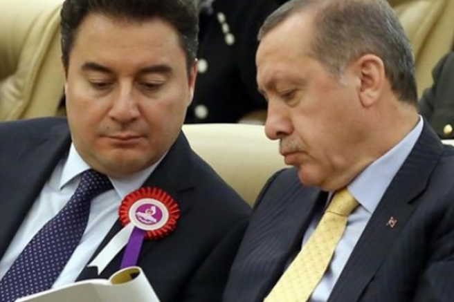 Erdoğan, Ali Babacan ile arasında geçen görüşmeyi anlattı