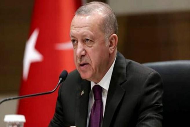 Erdoğan: O liderin olduğu yere gelmem, aynı kareye girmem!