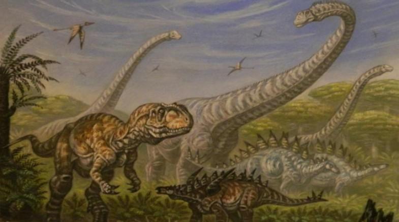Fas'ta dinozor kalıntıları bulundu