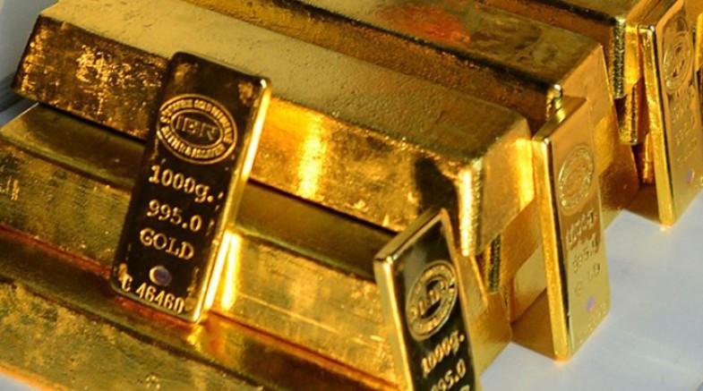 Gram altın son bir ayın zirvesinde