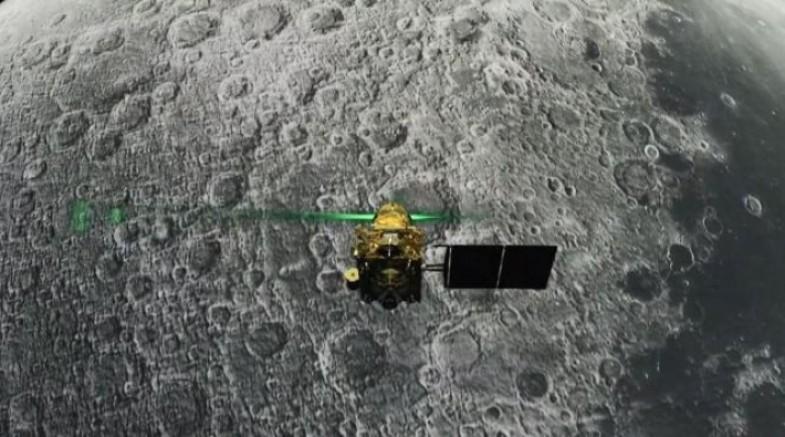 Hindistan, 'Ay'a inen 4. ülke' olma şansını kıl payı kaçırdı