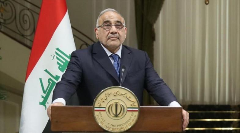 Irak'ta Başbakan Abdulmehdi istifa etti