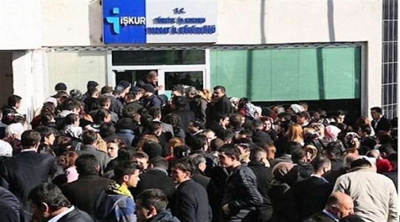 İşsizlik ödeneğine 2 milyon işsiz başvurdu
