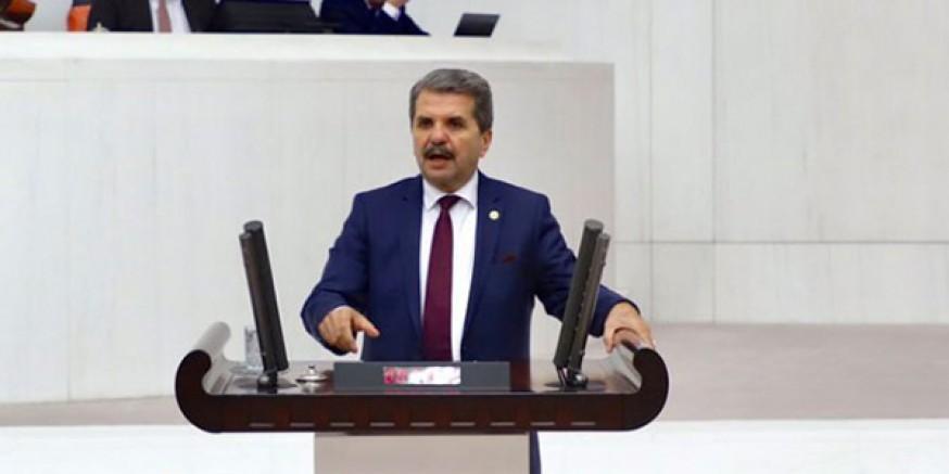 İYİ Partili Bahşi, Kars TÜİK binasını TBMM gündemine taşıdı