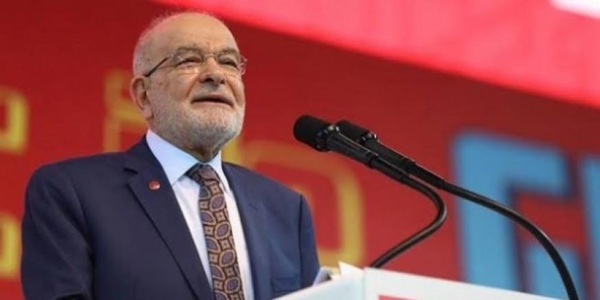 Karamollaoğlu yeniden genel başkan oldu
