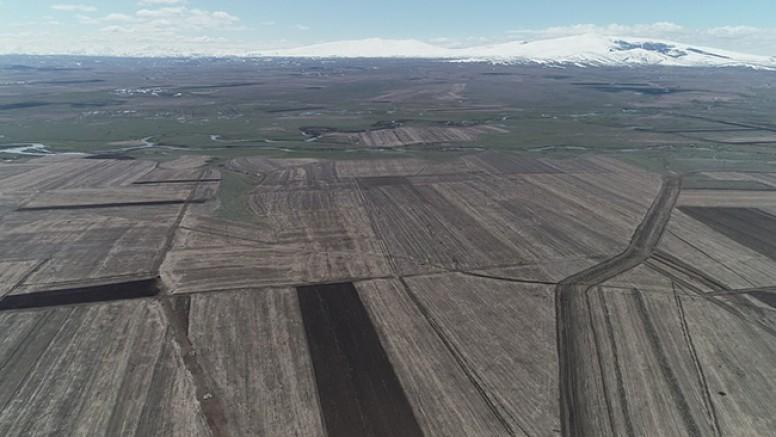 Kars Barajı Sulaması Toplulaştırma çalışmaları başladı