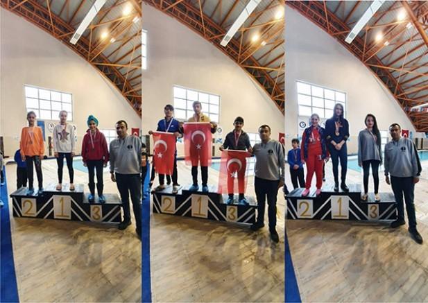 Kars'ı temsil edecek sporcular seçildi