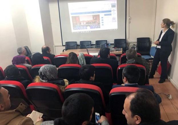 Kars'ta, hastane yöneticilerine TGAP eğitimi verildi