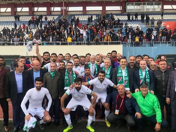 Kars36 Spor 1 - Ulalar Belediye Spor 0