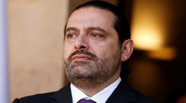 Lübnan'da Başbakan Saad Hariri istifa etti