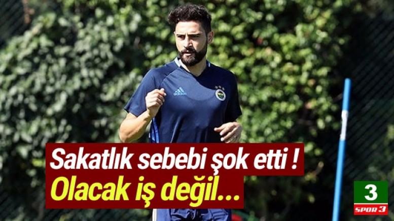 Mehmet Ekici'yi sakatlayan hırsı oldu