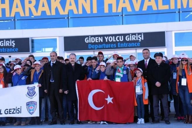 Öğrenciler Çanakkale ve İstanbul'u gezecek