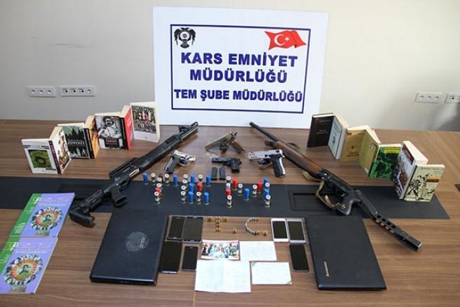PKK/KCK terör operasyonu: 9 gözaltı