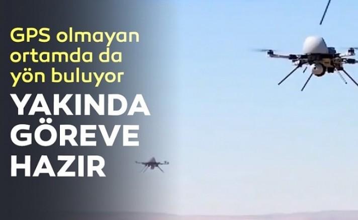 Savunma Sanayii Başkanlığı paylaştı: Sürü İHA'lar yakında göreve hazır