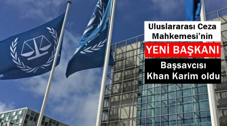 Uluslararası Ceza Mahkemesi'nin yeni başsavcısı Khan Karim oldu